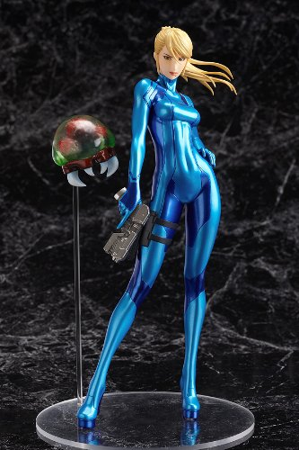 Image 2 for Metroid: Other M - Samus Aran - 1/8 - Zero Suit ver. (Good Smile Company, Max Factory)