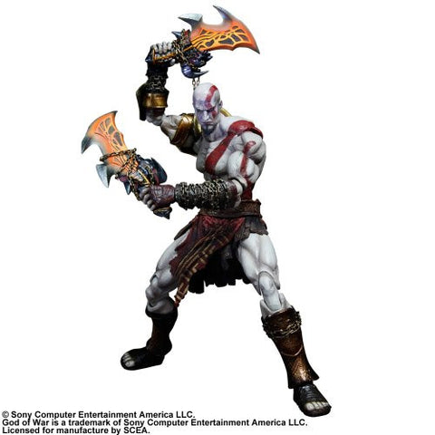 Image for God of War - Kratos - Play Arts Kai (Square Enix)