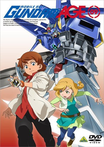 Image 1 for Mobile Suit Gundam Age Vol.9