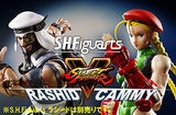 Thumbnail 3 for Street Fighter V - Cammy - S.H.Figuarts