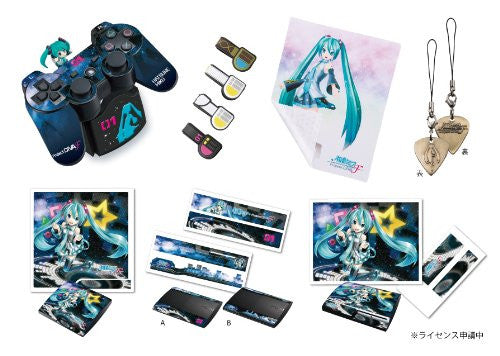 Image 1 for Hatsune Miku -Project DIVA- F (Accessory Set)