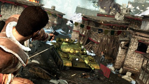 Image 2 for Uncharted 2: Among Thieves / Uncharted: Do ougon Katana to Kie ta Sendan (PlayStation3 the Best)