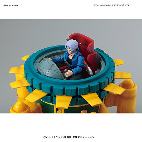 Image 5 for Dragon Ball Z - Figure-rise Mechanics - Trunks Time Machine