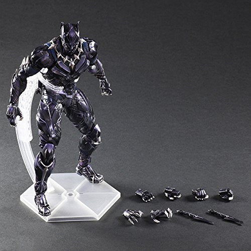 Image 2 for Black Panther - Play Arts Kai (Square Enix)