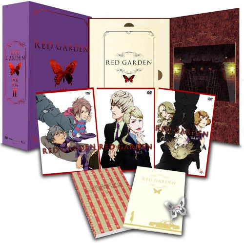 Image 1 for Red Garden DVD Box 2 [Limited Edition]