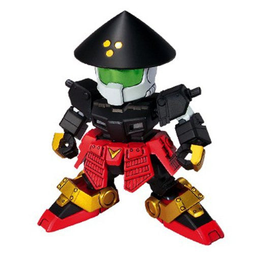 Image 7 for SD Sengokuden Musha Shichinin Shuu Hen - Musha Gundam - SD Gundam BB Senshi #373 - Legend BB (Bandai)