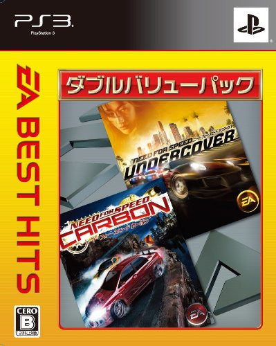 Need for Speed: Carbon+Undercover Double Value Pack (EA Best Hits)
