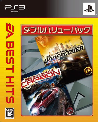 Image for Need for Speed: Carbon+Undercover Double Value Pack (EA Best Hits)