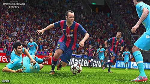 Image 3 for World Soccer Winning Eleven 2015