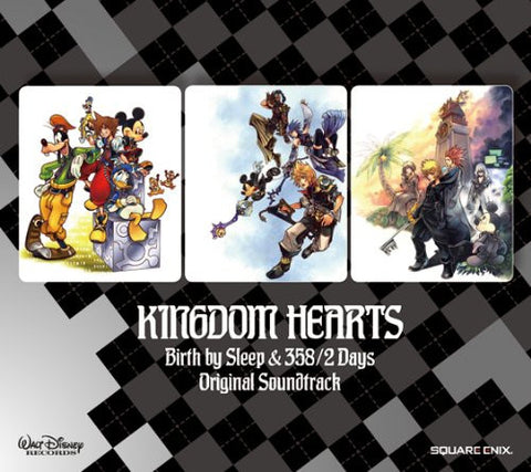 Image for KINGDOM HEARTS Birth by Sleep & 358/2 Days Original Soundtrack