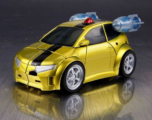 Transformers Animated - Bumble - TA02 - Bumblebee (Takara Tomy)