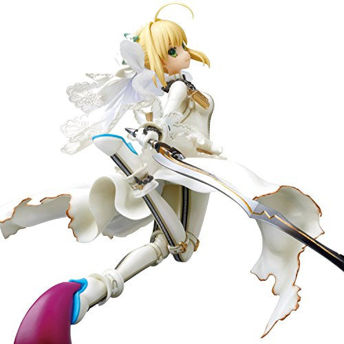 Image 4 for Fate/Extra CCC - Saber Bride - Perfect Posing Products - 1/8 (Medicom Toy)
