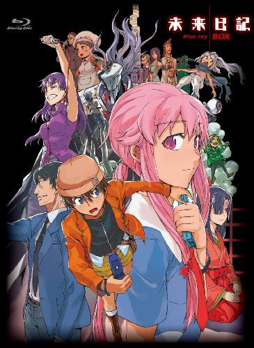 Image 1 for Future Diary / Mirai Nikki