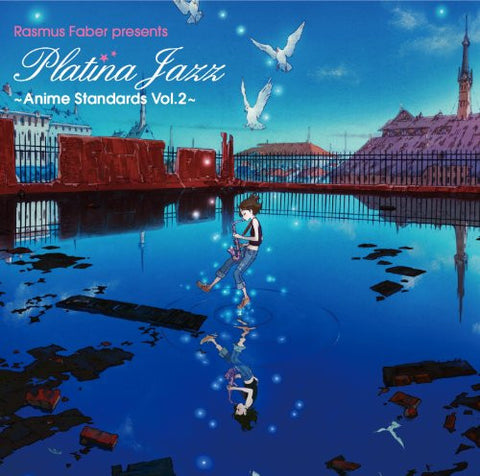 Image for Rasmus Faber presents Platina Jazz ~Anime Standards Vol.2~
