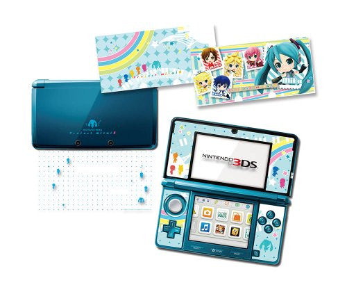 Image 1 for Hatsune Miku: Project Mirai 2 Cover Set for 3DS