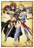 Thumbnail 3 for Queen's Blade Ruro No Senshi Vol.6