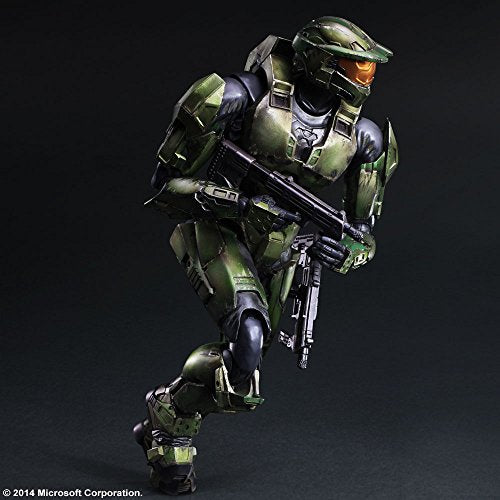 Image 6 for Halo 2 Anniversary Edition - Master Chief - Play Arts Kai (Square Enix)