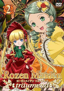Image for Rozen Maiden Traumend Vol.2