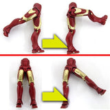 Thumbnail 5 for Iron Man - Iron Man Mark III - Revoltech - Revoltech SFX - 36 (Kaiyodo)