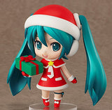 "Thumbnail 2 for Vocaloid - Hatsune Miku - Good Smile Kuji - Good Smile Kuji ""Hatsune Miku 2012 Winter Ver."" - Nendoroid #280 - Santa Ver."