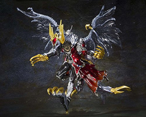 Image 10 for Kamen Rider Wizard - S.I.C. - Flame Dragon Style, All Dragon (Bandai)