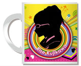 Thumbnail 1 for Persona 4: the Golden Animation - Kujikawa Rise - Mug (Penguin Parade)