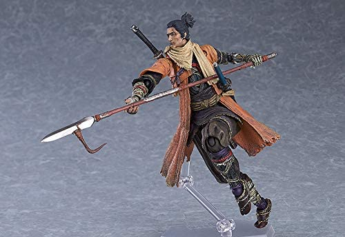 Sekiro: Shadows Die Twice - Sekiro - Figma #483-DX - DX Edition (Max Factory)