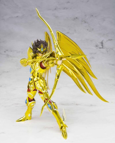 Image 6 for Saint Seiya Omega - Sagittarius Seiya - Saint Cloth Myth - Myth Cloth (Bandai)