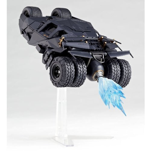 Image 9 for Batman Begins - The Dark Knight - The Dark Knight Rises - Batman - Batmobile Tumbler - Revoltech - Revoltech SFX 043 (Kaiyodo)