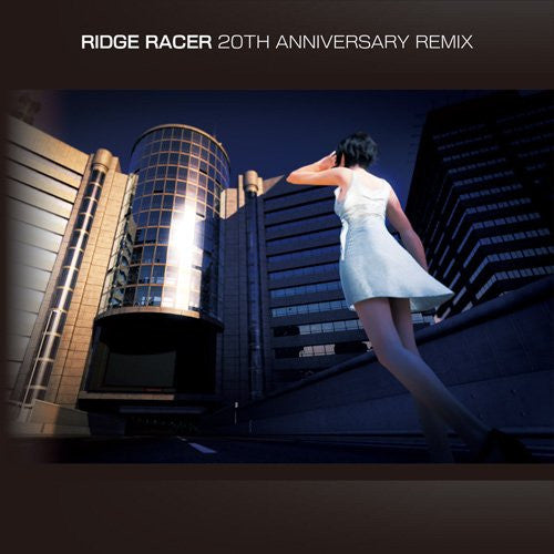 Image 1 for RIDGE RACER 20TH ANNIVERSARY REMIX