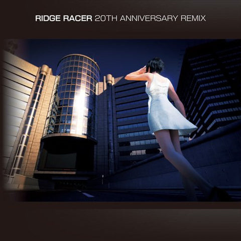 Image for RIDGE RACER 20TH ANNIVERSARY REMIX