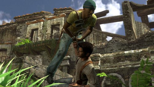 Image 4 for Uncharted: Drake's Fortune / Uncharted: El Dorado no Hihou