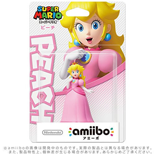 Image 2 for amiibo Super Mario Series Figure (Peach)