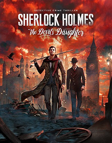 Image 1 for Sherlock Holmes: The Devil's Daughter