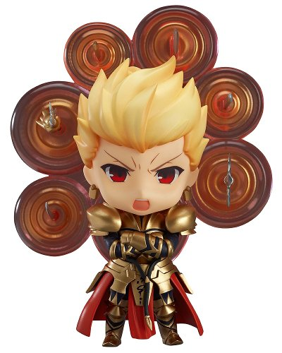 Image 1 for Fate/Stay Night - Gilgamesh - Nendoroid #410 (Good Smile Company)