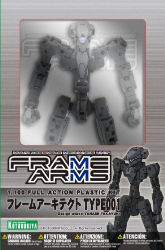 Frame Arms - 000 - Frame Architect Type-001 - 1/100 (Kotobukiya)
