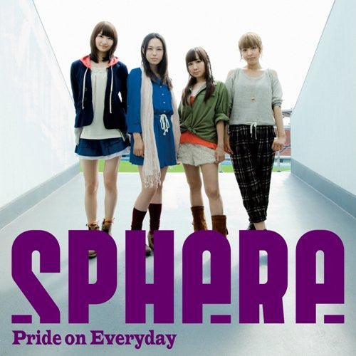 Image 1 for Pride on Everyday / Sphere