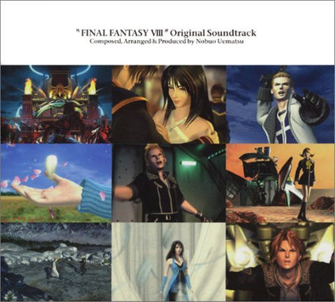 Image for FINAL FANTASY VIII Original Soundtrack