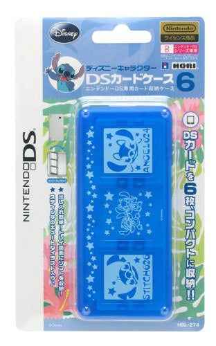 Image 1 for Disney Character DS Card Case 6 (Stitch)