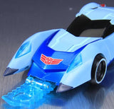 Thumbnail 2 for Transformers Animated - Blurr - Transformers Animated TA30 (Takara Tomy)