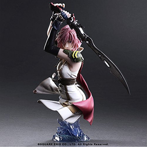 Image 3 for Final Fantasy XIII - Lightning - Bust - Static Arts (Square Enix)