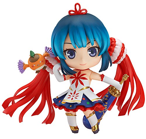 Image 1 for Mahou Shoujo Taisen - Aoba Naruko - Takesuzume - Nendoroid #460 (Good Smile Company)