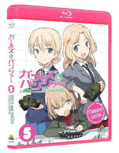 Image 2 for Girls Und Panzer Standard Edition Vol.5