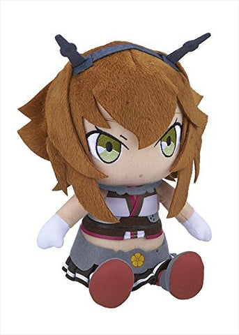 Image for Kantai Collection ~Kan Colle~ - Mutsu - Osuwari Plush (Ensky)