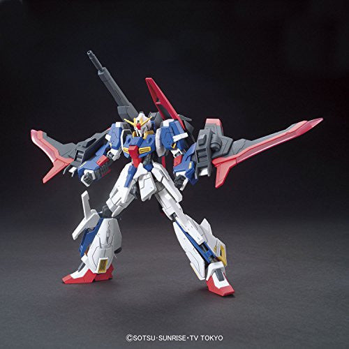 Image 3 for Gundam Build Fighters Try - Lightning Zeta Gundam - HGBF - 1/144 (Bandai)