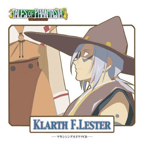 Image for Tales of Phantasia THE ANIMATION ~ Klarth F. Lester