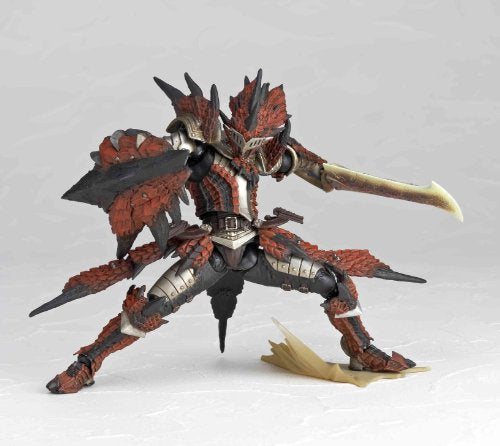 Image 4 for Monster Hunter - Hunter - Revoltech #123 (Kaiyodo, Union Creative International Ltd)