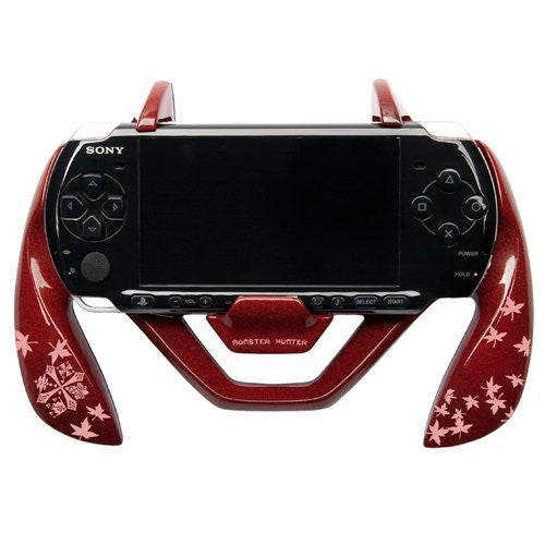 Image 7 for Monster Hunter Portable 3rd Hunting Grip S (Yukumo Red)