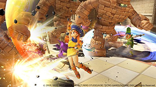 Dragon Quest Heroes I・II