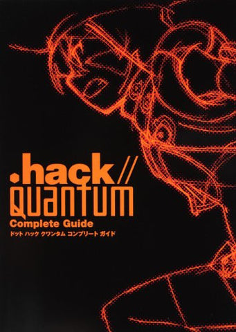 Image for .Hack// Quantum Complete Guide